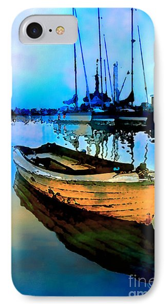 Early Tide Phone Case by Barbara D Richards