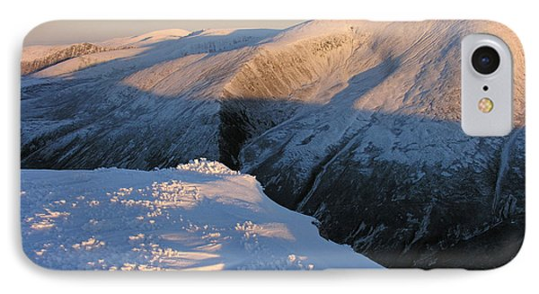 Early Winter Cairngorms IPhone Case