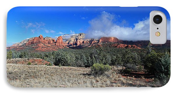 Early Winter Pano IPhone Case by Gary Kaylor