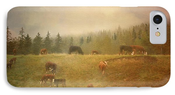Early Morning  IPhone Case by Betty  Pauwels