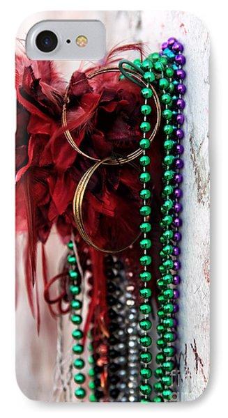 Earrings For Marie Phone Case by John Rizzuto