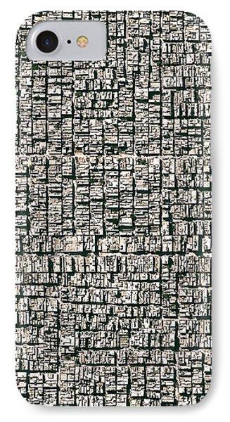 Earth Dwarawati Phone Case by John Illingworth
