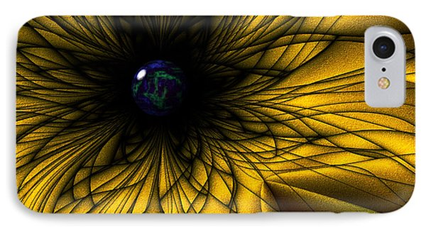 Earth Flower IPhone Case