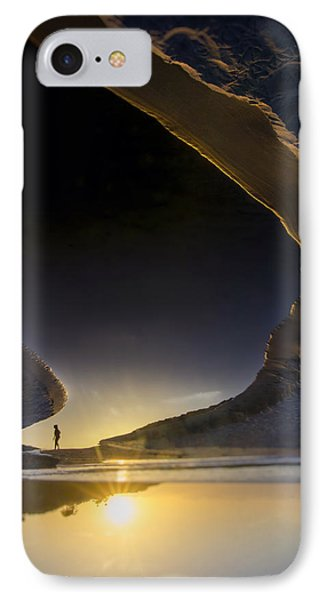 Earth Walker IPhone Case by Sean Foster