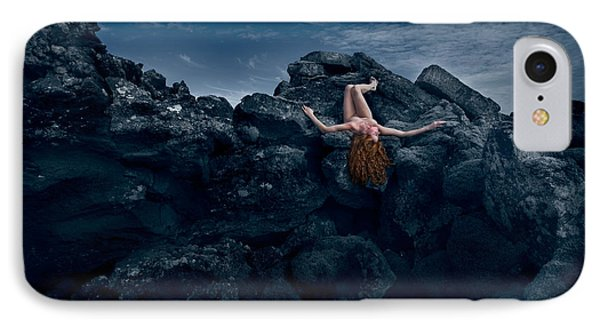 Earth's Altar IPhone Case by Sigthor Markusson