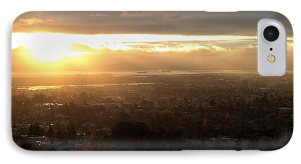 East Bay Sunset IPhone Case
