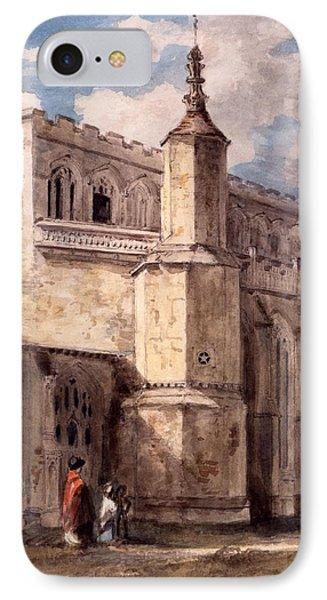 East Bergholt Church, Northside IPhone Case