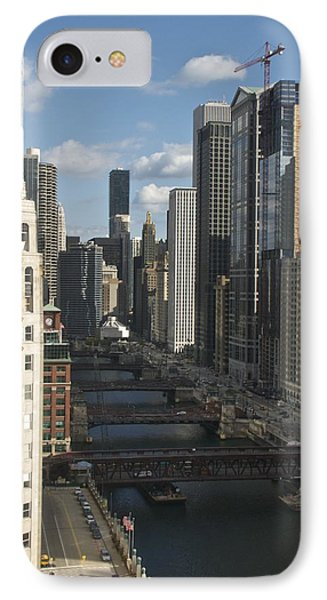 East Branch Bridges IPhone Case by Sheryl Thomas