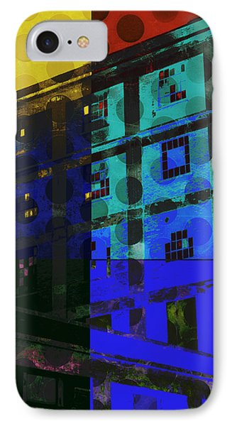 East Central Avenue Phone Case by Ann Powell