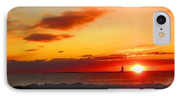 East Coast Sunrise  IPhone Case