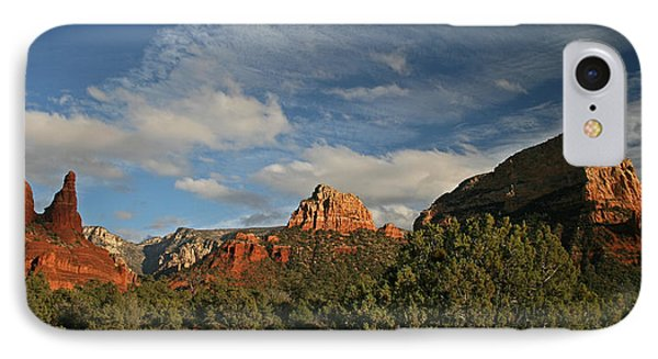 East Of Chapel IPhone Case by Gary Kaylor