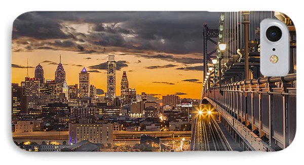 Eastbound Encounter IPhone Case by Eduard Moldoveanu