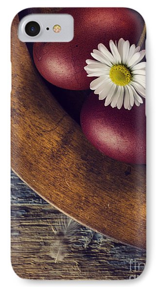 Easter Eggs IPhone Case by Jelena Jovanovic