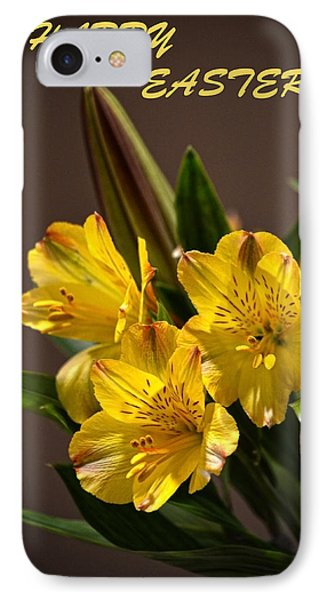 Easter Lilies Phone Case by Sandi OReilly