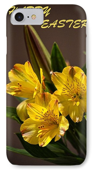Easter Lilies IPhone Case by Sandi OReilly