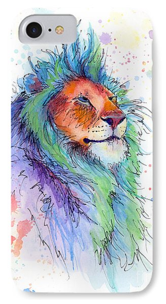 Easter Lion IPhone Case