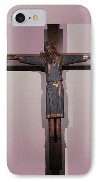 Easter Pasqua Croce Di Gesu Cross Of Jesus IPhone Case