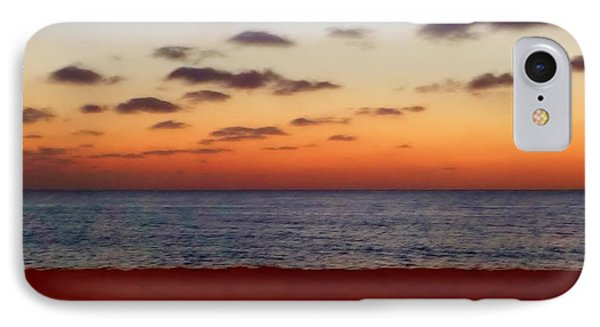 IPhone Case featuring the photograph Easter Sunset by Amar Sheow
