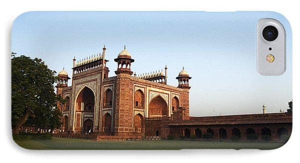 Eastern Gate IPhone Case by Rajiv Chopra