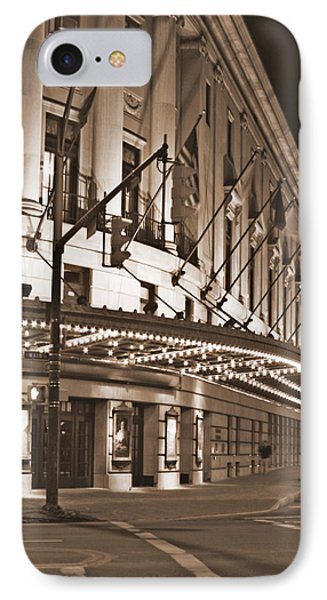 Eastman Theater IPhone Case by Richard Engelbrecht