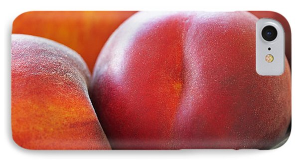 Eat A Peach IPhone Case