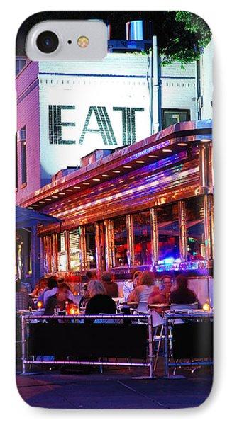 Eat IPhone Case