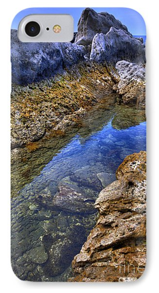 IPhone Case featuring the photograph Ebb Tide by Tad Kanazaki