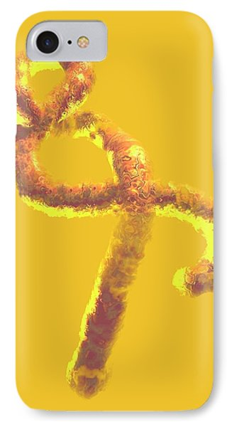 Ebola Virus Phone Case by Victor Habbick Visions