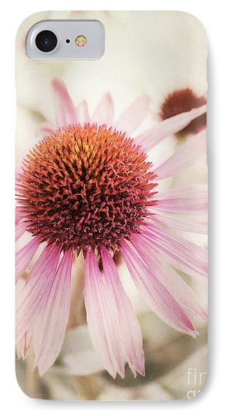 Echinacea Phone Case by Priska Wettstein