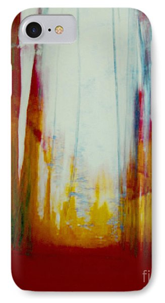 Echo Of The Ancient Ones IPhone Case by Jeanette French