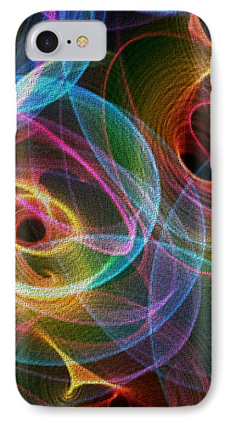 IPhone Case featuring the digital art Echo by Owlspook