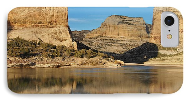 Echo Park In Dinosaur National Monument IPhone Case