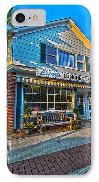 Eckarts Luncheonette IPhone Case