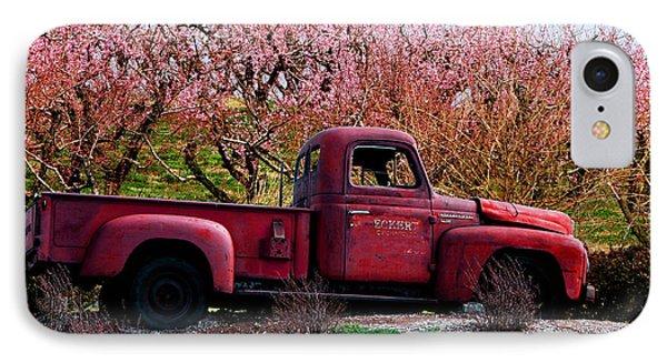 Eckert Orchards Belleville IPhone Case by John Freidenberg