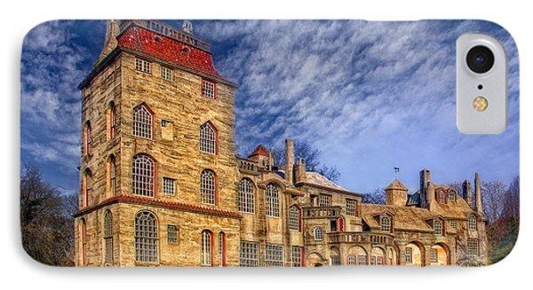 Eclectic Castle Phone Case by Susan Candelario