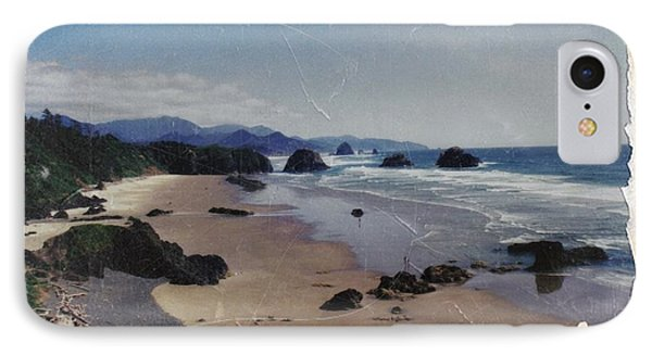 Ecola 1 IPhone Case by Chalet Roome-Rigdon