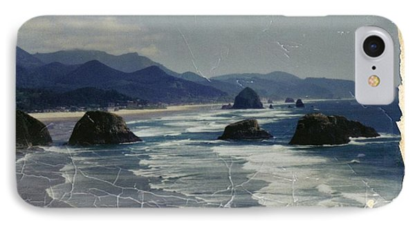 Ecola Sea Stacks IPhone Case by Chalet Roome-Rigdon