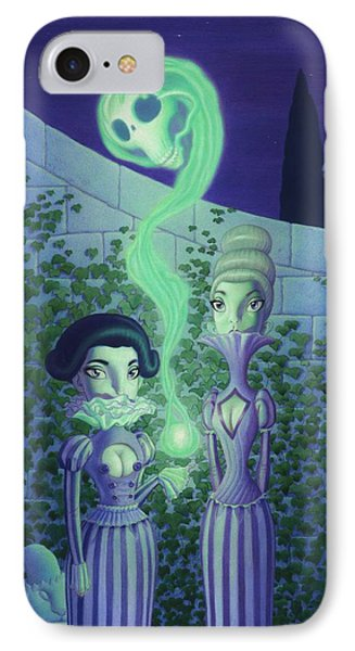 Ectoplasm IPhone Case by Richard Moore