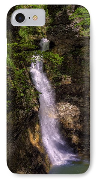 Eden Falls Lost Valley Buffalo National River IPhone Case