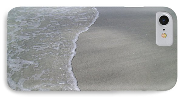 IPhone Case featuring the photograph Edge Of The Ocean by Ginny Schmidt
