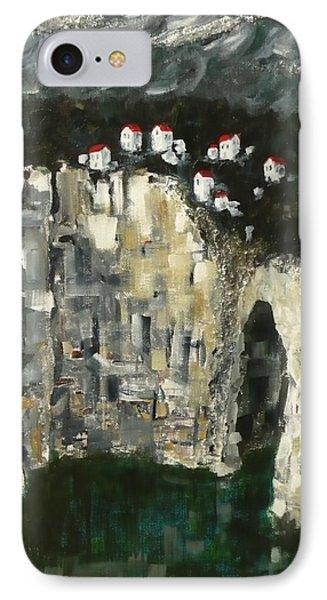 Edge Of The Sea IPhone Case by Jo Appleby
