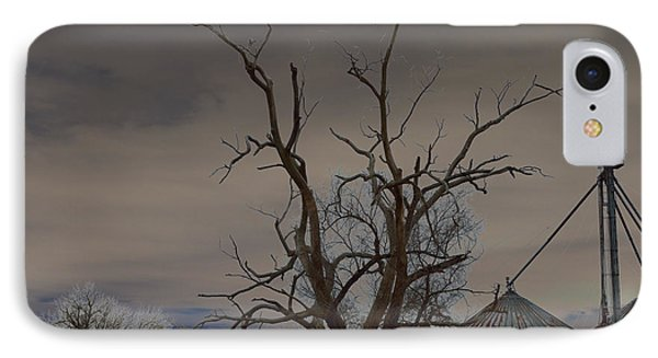 Edge Of The Storm Phone Case by Alys Caviness-Gober
