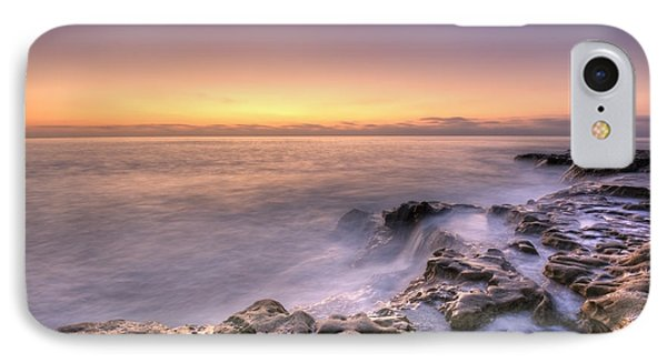 Edge Of The World IPhone Case by Anthony Citro
