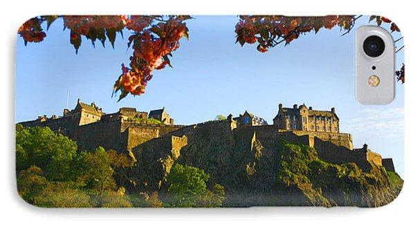 Edinburgh Castle  Phone Case by Craig B