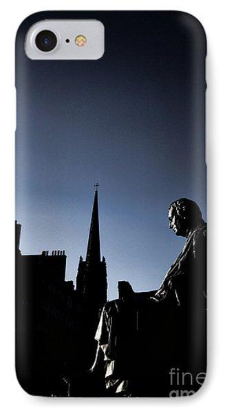 IPhone Case featuring the photograph Edinburgh Royal Mile by Craig B