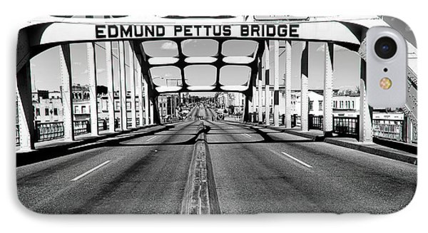 Edmund Pettus Bridge IPhone Case