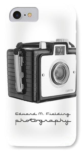 Edward M. Fielding Photography Phone Case by Edward Fielding