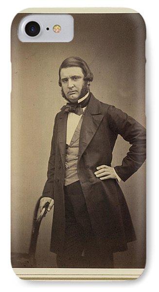 Edward Matthew Ward IPhone Case