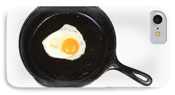 Egg In The Frying Pan IPhone Case by James BO  Insogna