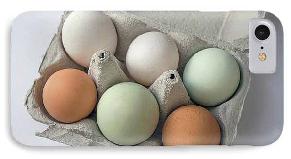 Egg Pigmentation IPhone Case by Robert Brook